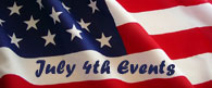 July Fourth weekend activities in Bucks County and surrounding areas