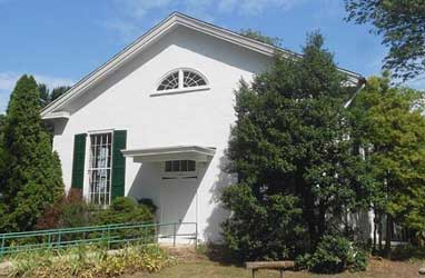 Richland Friends Meeting House in Quakertown, Bucks County, PA