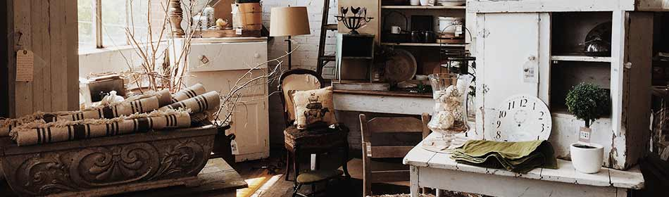 Antique Stores, Vintage Goods in the Quakertown, Bucks County PA area